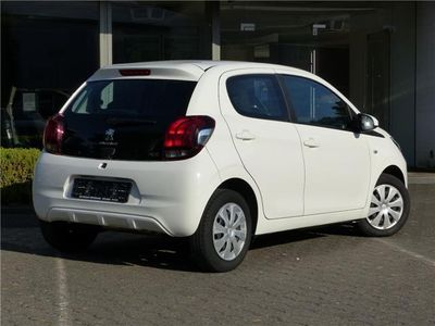 gebraucht Peugeot 108 VTI 68 STOP&START Bluetooth Klima
