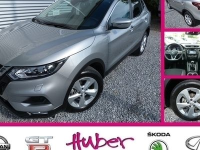used Nissan Qashqai ACENTA 1.2 DIG-T 115 PS ( NEUES MODELL )