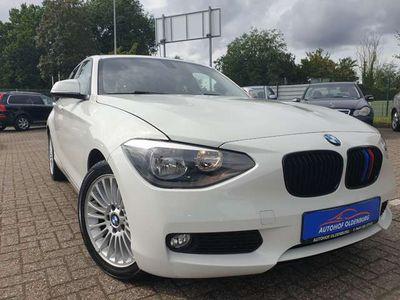 gebraucht BMW 114 d Lim. 5-trg. (F20)Navi-Klimaautomatik-Sitzheizung