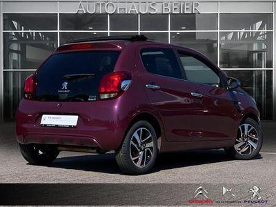 gebraucht Peugeot 108 PureTech Allure Top * SHZ*Kamera*