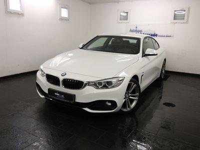 gebraucht BMW 428 i COUPE SPORT LINE XENON M LEDERLENKRAD NAVI