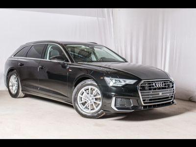 "gebraucht Audi A6 Avant 40 TDI S-Line VIRTUAL Navi+, LED, ACC, DAB, LM 18"""