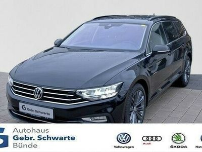 gebraucht VW Passat Variant 2.0 TDI DSG Business Navi AHK LED