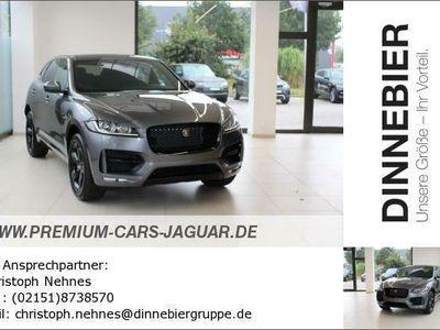 gebraucht Jaguar F-Pace 30d R-Sport AWD - 20 Zoll