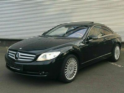 gebraucht Mercedes CL500 Xenon/Kameras NACHTSICHT DISTRONIC