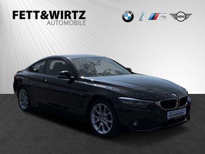 gebraucht BMW 420 d Coupé