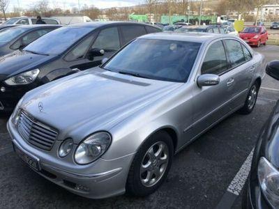 gebraucht Mercedes 320 E-klasse W211elegance