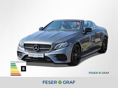 gebraucht Mercedes E200 Cabriolet AMG Line/Navi/Leder