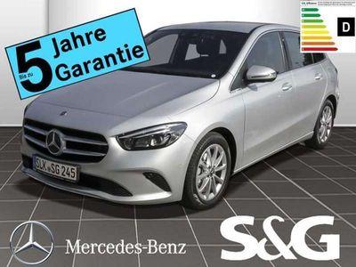 gebraucht Mercedes B220 4M Progressive Leder/MBUX/LED/Keyless/Park