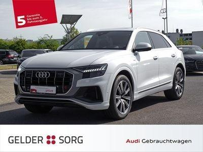 gebraucht Audi Q8 50 TDI qu. 6d-TEMP Matrix*Panorama*Phonebox Panorama Leder LM