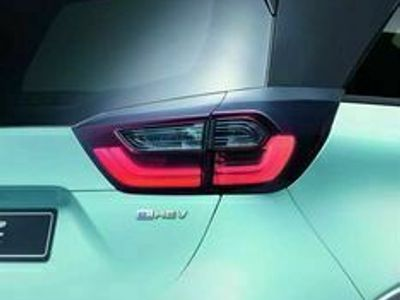 gebraucht Honda Jazz Hybrid 1.5 i-MMD Crosstar Executive I Dach schwarz