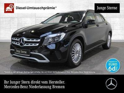 gebraucht Mercedes GLA180 Keyl-GO Navi PTS Sitzh Temp