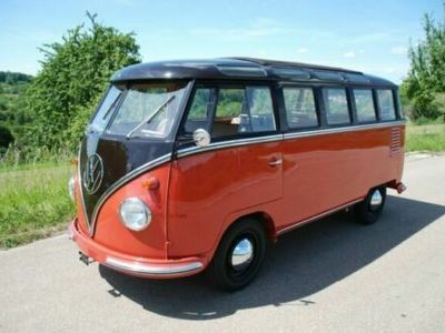 gebraucht VW T1 Samba 23-Fenster Bj.57 Concourse Matching