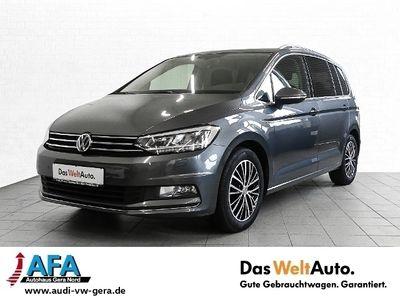 gebraucht VW Touran 1,8 TSI Highline DSG LED*AHK*ACC