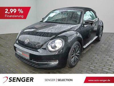 gebraucht VW Beetle Cabrio 1.2 TSi Allstar Sitzh. Temp. Navi Fahrzeuge kaufen und verkaufen