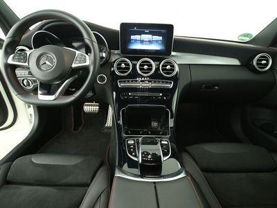 gebraucht Mercedes C43 AMG AMG 4MATIC Limousine Park-Assist SHD COMAND