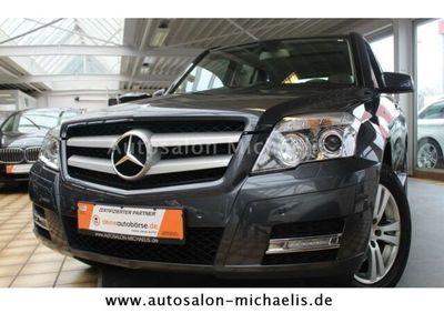 gebraucht Mercedes GLK220 CDI 4-Matic BE Aut. Leder Comand Pano