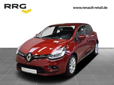 used Renault Clio IV 4 1.2 TCE 120 ECO² INTENS AUTOMATIK KLEINW
