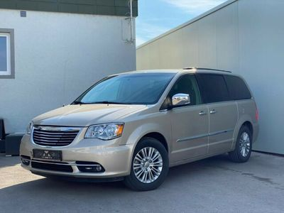 gebraucht Chrysler Grand Voyager Town & Country