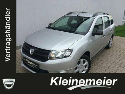 gebraucht Dacia Logan II 1.2 16V 75 MCV Ambiance*Klima*Bluetooth