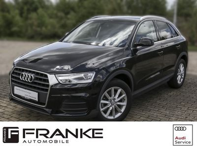 gebraucht Audi Q3 basis ultra Klima Xenon Navi Einparkhilfe