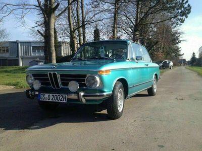 gebraucht BMW 2002 tii türkies Bj 73 als Limousine in Goslar