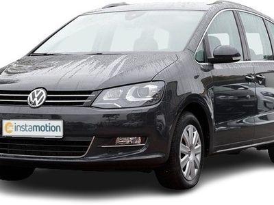 gebraucht VW Sharan Sharan2.0 TDI 184PS Highline 7 Sitze Navi Xenon