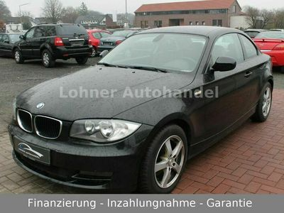 gebraucht BMW 120 Coupé d Coupe*SZH*MFL*PDC*TEMP*EURO5* als Sportwagen/ in Lohne