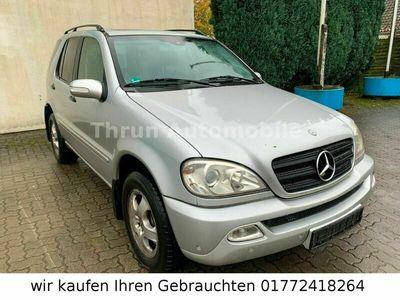 gebraucht Mercedes ML270 M -KLasseCDI Automatik+AHK