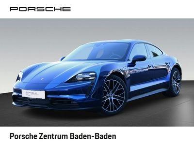 gebraucht Porsche Taycan BOSE Surround View 20-Zoll
