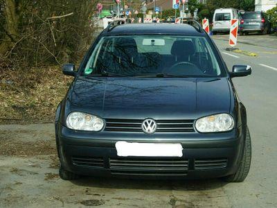 gebraucht VW Golf Variant 1.6 Comfortline