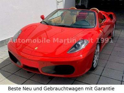 gebraucht Ferrari F430 Spider F1/Scuderia Emb/ Garantie