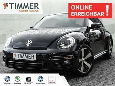 gebraucht VW Beetle 1.2 TSI ALLSTAR*Navi*Xenon*18 Zoll*