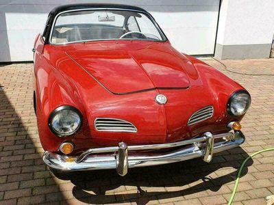 gebraucht VW Karmann Ghia Typ 14 Bj 1963 Tausch möglich