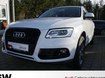 gebraucht Audi Q5 3.0 TDI qu. S tro. EU6 AHK Xenon Standhzg PDC (Kli