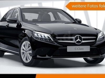 gebraucht Mercedes C220 d Avantgarde/LED/Kamera/Navi/PDC