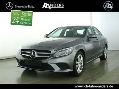 gebraucht Mercedes C180 Faceli.+Avantgarde+Multib.+Comand+SHD+Kam.