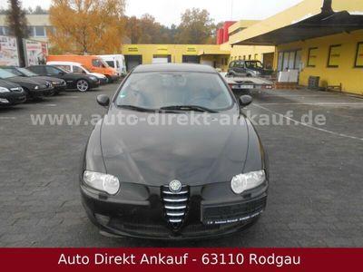 gebraucht Alfa Romeo 147 Alfa1.6 *Klima *Leder *läuft unruhig