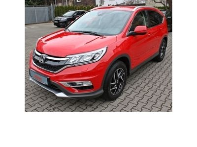 gebraucht Honda CR-V 1.6 Elegance EU 6 NAVI Bluetooth Sitzhz.Alu