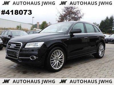 "gebraucht Audi SQ5 3.0 competition quattro Navi Panorama 20""Alu"