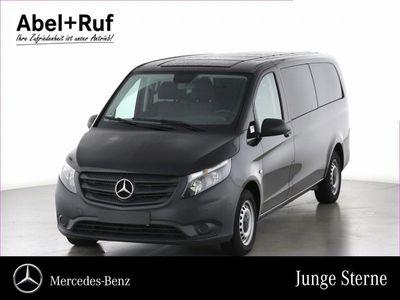 gebraucht Mercedes Vito 116 BlueTEC Tourer PRO Extralang Navi AHK