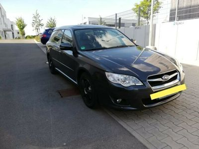 gebraucht Subaru Legacy Kombi 2.0R Automatik LPG