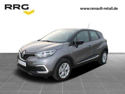 gebraucht Renault Captur dCi 90 EDC Limited Automatik