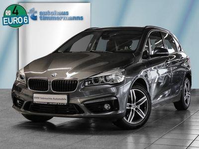 gebraucht BMW 220 Active Tourer Sport Line Navi LED Dr.Ass LM