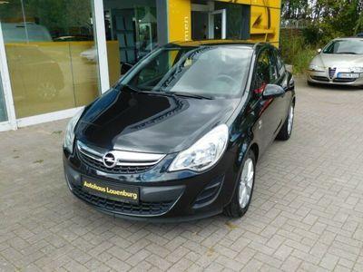 gebraucht Opel Corsa D Active 3t LM Felgen