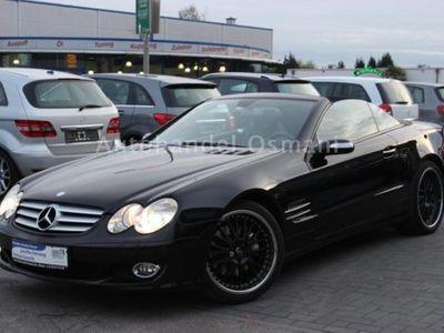 używany Mercedes SL350 SL 350 ROADSTER- Bi-Xenon-Komf.Sitze-Navi- UVM