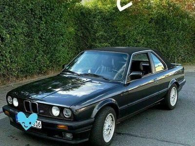 gebraucht BMW 316 E30Baur Cabrio Diamantschwarz als Cabrio/Roadster in Mainz