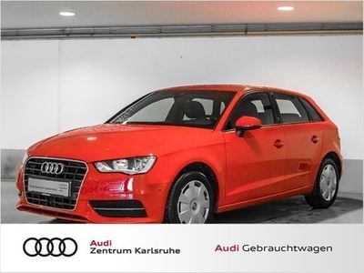 gebraucht Audi A3 Sportback Attraction