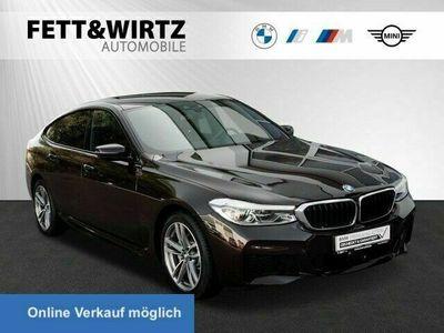 gebraucht BMW 620 Gran Turismo d MSport TV DA+ Komforts Massage