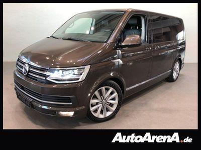 gebraucht VW Multivan T6**Standhzg/Navi/Soundsystem/AHK